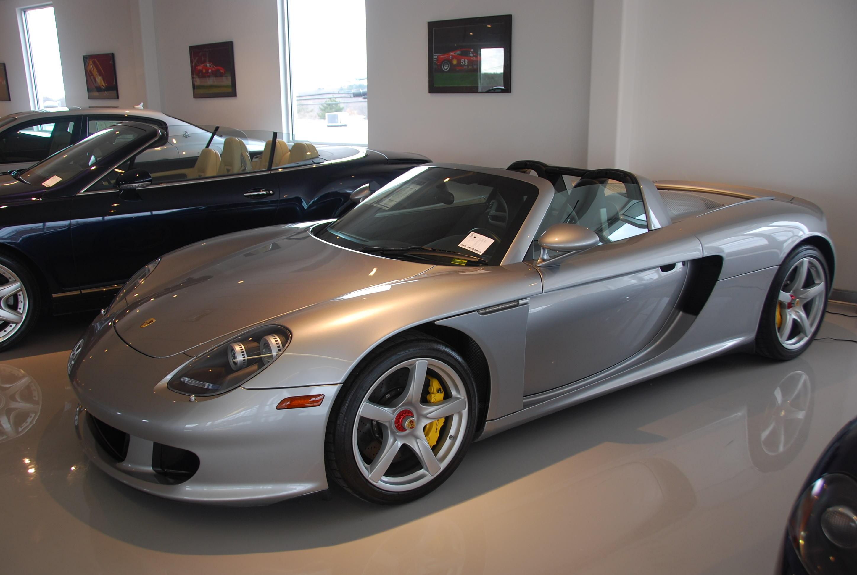London Left Hand Drive Centre | Porsche Carrera GT Wanted