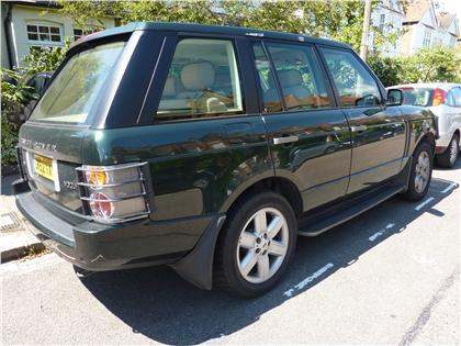 range rover vogue left hand drive
