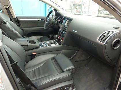 audi q7 lhd leather interior