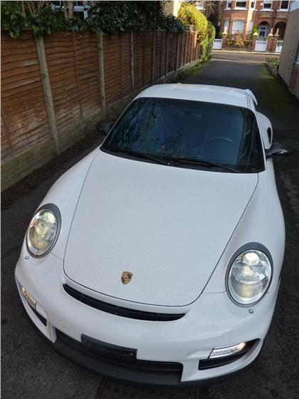 997 gt2 turbo lhd