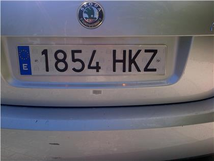 UK car registration import vehicles