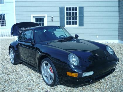 Porsche 993 Turbo LHD