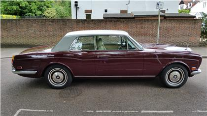 Rolls Royce Corniche German