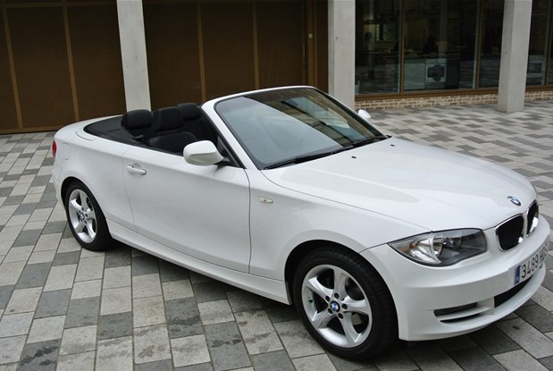 BMW 2011 120D CABRIO SPANISH REGISTERED