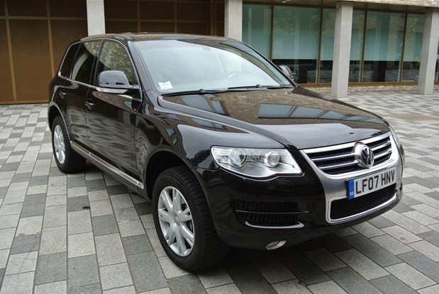 Volkswagen TOUAREG 3.0 TDI AUTO