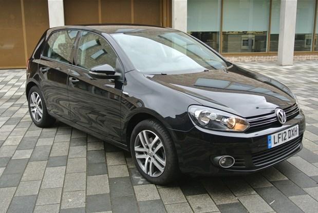 Volkswagen 2012 GOLF TSI BLUEMOTION GENERATION STOP/START