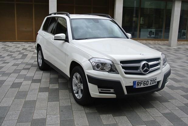 Mercedes Benz 2011 MODEL YEAR GLK 350 AUTO CDI 4 MATIC