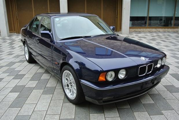 BMW 1992 M5 E34 5 SPEED MANUAL