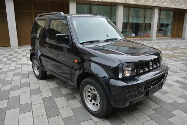 Suzuki 2010 JIMNY JEEP AUTO 4X4