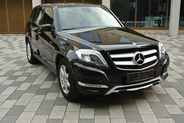 Mercedes Benz 2014 GLK 350 4 MATIC AUTO 7 G TRONIC
