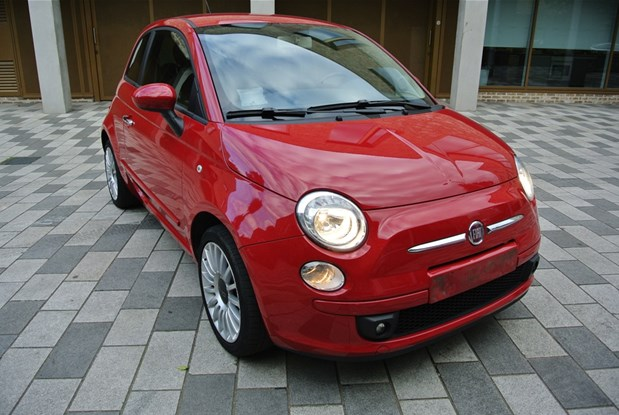 Fiat 2010 500 1.2 sport S