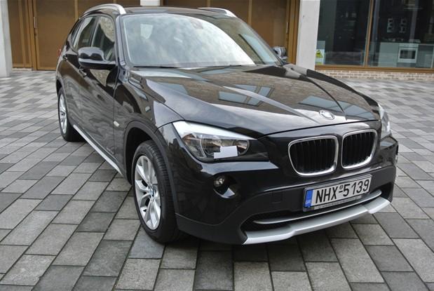 BMW 2013 MODEL X1 2.0I S DRIVE AUTOMATIC