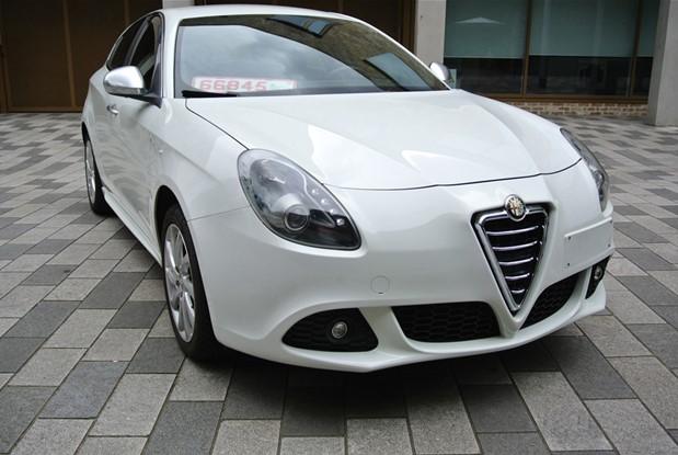Alfa Romeo GIULLETTA 1.4 TB 6 MULTIAIR 6 SPEED