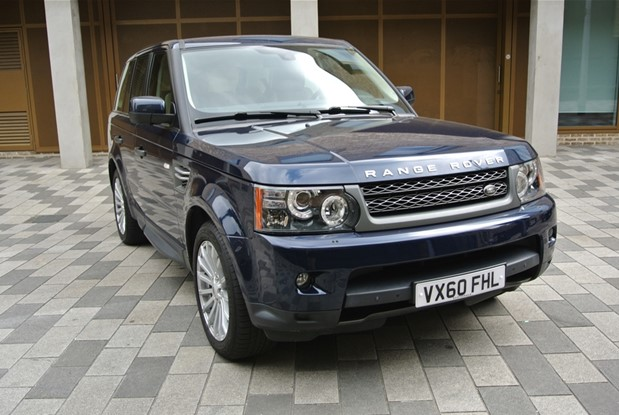 Land Rover 2011 RANGE ROVER SPORT HSE 5.0 AUTO