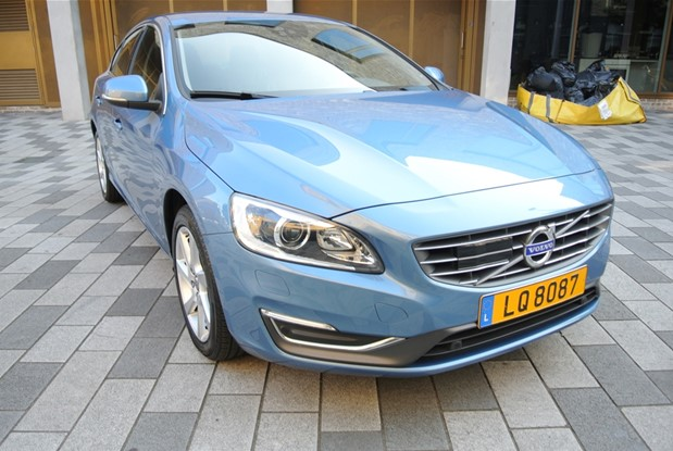 Volvo 2015 S60 d3 SE LUX