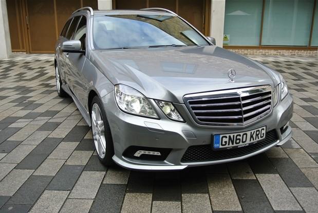 Mercedes Benz - 2011 MERCEDES E350 AUTO AMG BLUEMOTION ESTATE