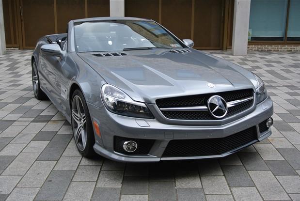 Mercedes Benz - SL6.3AMG