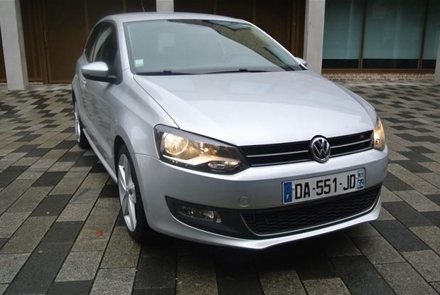 Volkswagen - 2013 POLO 1.6 TDI DSG