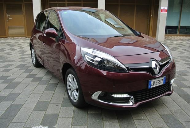 Renault 2014 SCENIC 1.5 DCI EDC AUTOMATIC DYNAMIQUE
