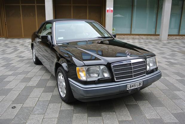 Mercedes Benz - 1994 E320 AUTO CABRIO