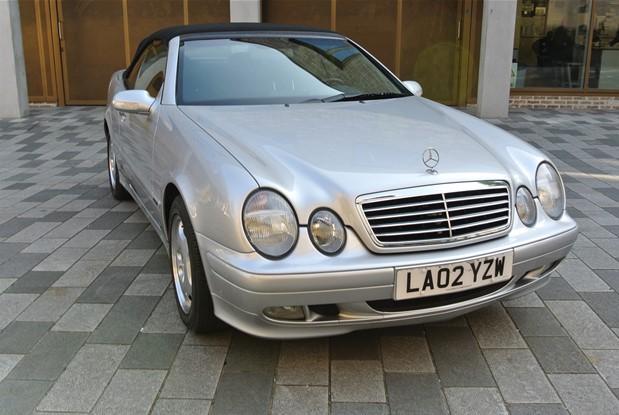Mercedes Benz - CLK 200 KOMPRESSOR CABRIO 6 SPEED