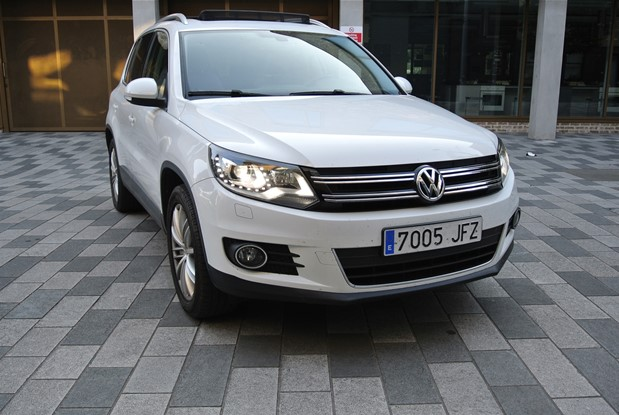 Volkswagen - 2015 TIGUAN 2.0 TDI BLUEMOTION MATCH