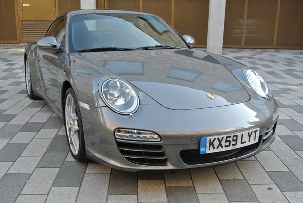 Porsche 2010 MODEL 997 4S PDK COUPE