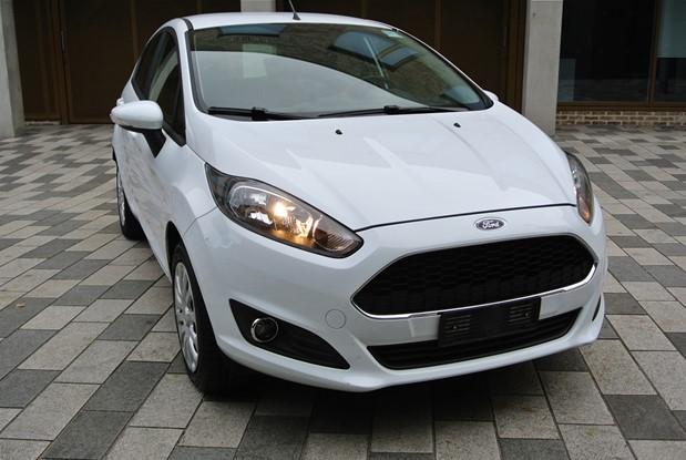 Ford - FIESTA 1.5 TDCI 5 DOOR MANUAL