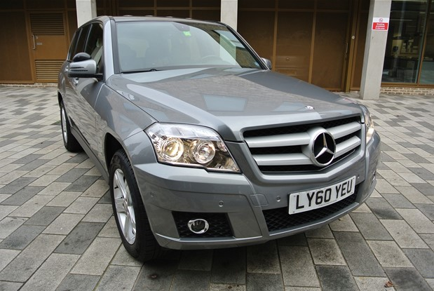 Mercedes Benz - GLK 350 CDI AUTO 4X4