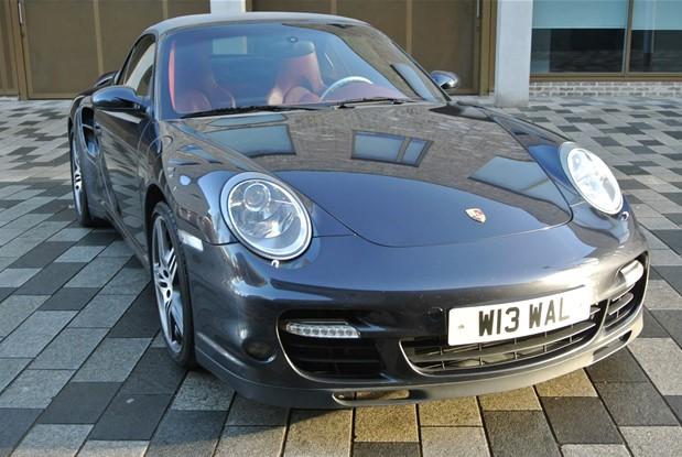 Porsche - 2008 997 TURBO CABRIO TIPTRONIC