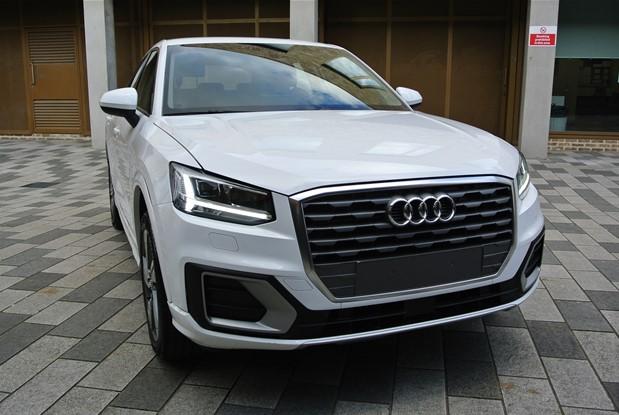 Audi - 2017 Q2 1.4 TFSI SPORT S TRONIC