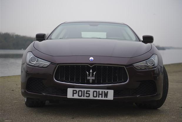 Maserati - 2015 GHIBLI SQ4 3.0 V6 BI TURBO PETROL 410BHP