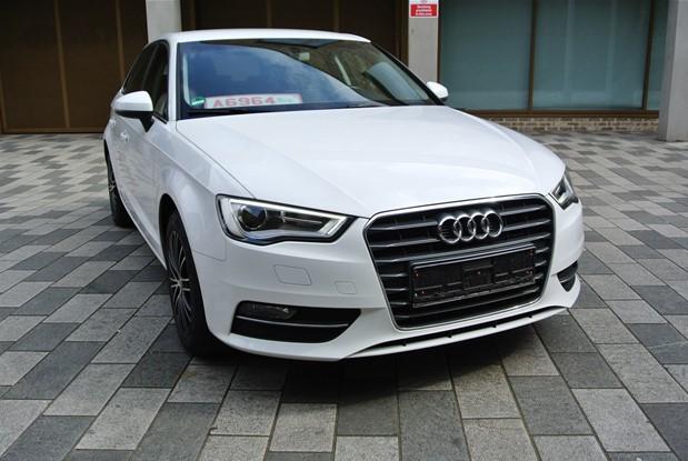 Audi - 2016 A3 SPORTBACK 1.6 TDI EURO 6