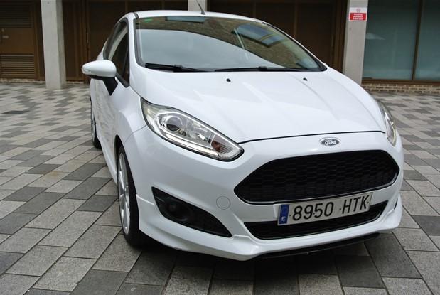 Ford 2014 MODEL FIESTA SPORT 1.0 ECO BOST  ST LINE 125 BHP