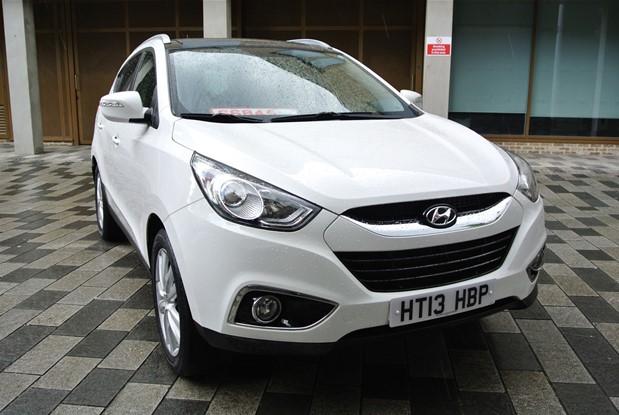 Hyundai - 2013 IX35 AUTO 4X4