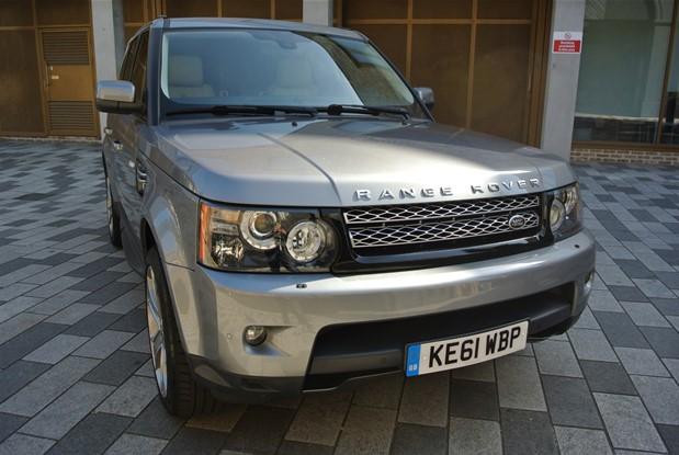 Land Rover - 2012 RANGE ROVER SPORT SDV6 3.0 HSE LUX