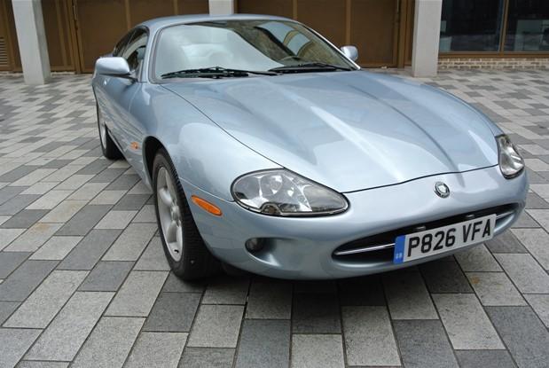 Jaguar - 1996 XK 4.0 AUTO COUPE