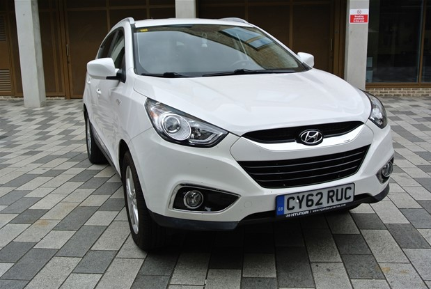 Hyundai - 2012 2.0 CRDI 4WD