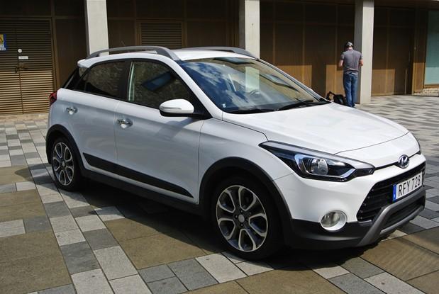 Hyundai 2017 MODEL I20 1.0 T-GDI BLUE ACTIVE