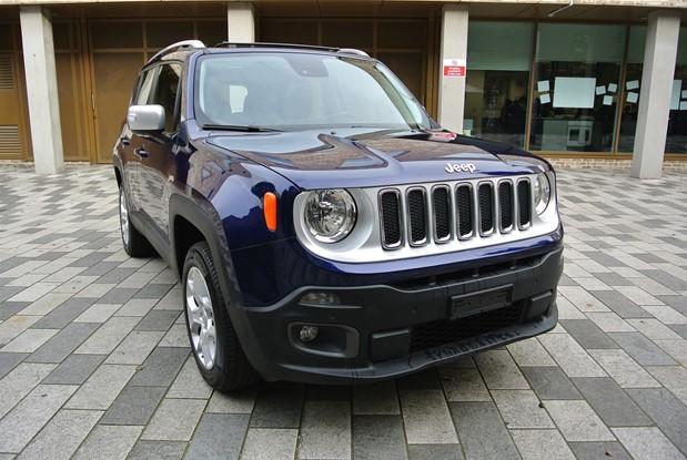 Jeep - 2017 JEEP RENEGADE 4X4 LIMITED AUTO 2.0 MULTIJET