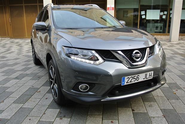 Nissan - 2016 X-TRAIL 1.6 DCI TENKA AUTO 7 SEATER