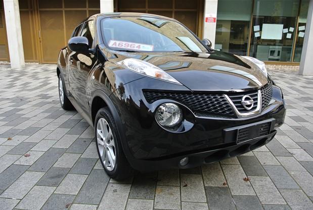 Nissan - 2012 MODEL JUKE 1.6 16V ACENTA AUTOMATIC PETROL