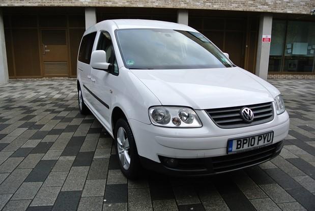 Volkswagen - 2010 CADDY 2.0TDI MAXI LIFE 7 SEATER