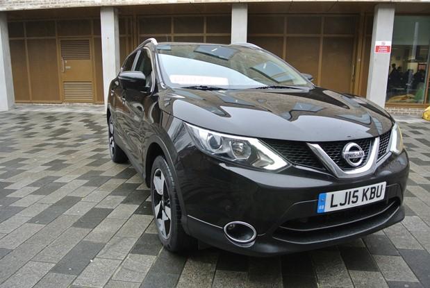 Nissan - 2015 QASHQAI 1.6 DCI TEKNA