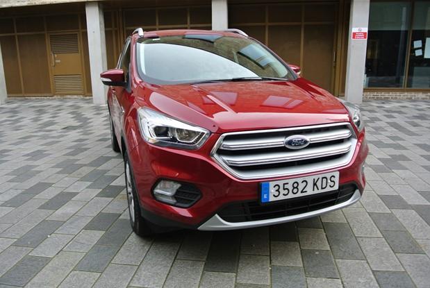 Ford - 2018 MODEL FORD KUGA 2.0 TDCI 4X4