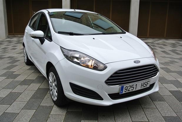 Ford - 2013 FIESTA 1.5 TDCI STYLE 5 DOOR