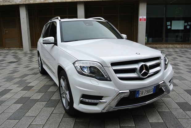 Mercedes Benz 2013 GLK 350 CDI 4 MATIC AMG LINE