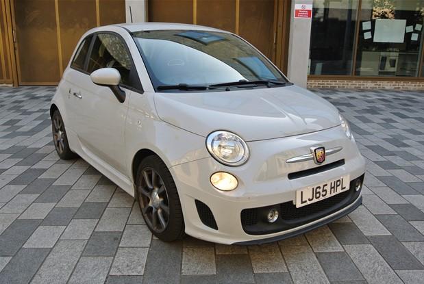 Fiat - 2016 MODEL ABARTH 595  140 BHP