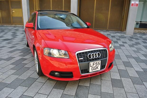 Audi - S3 3.2 SPORTBACK DSG S LINE QUATTRO