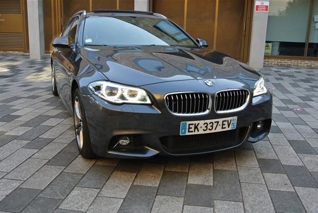 BMW - 2017 520D M SPORT X DRIVE ESTATE AUTO.